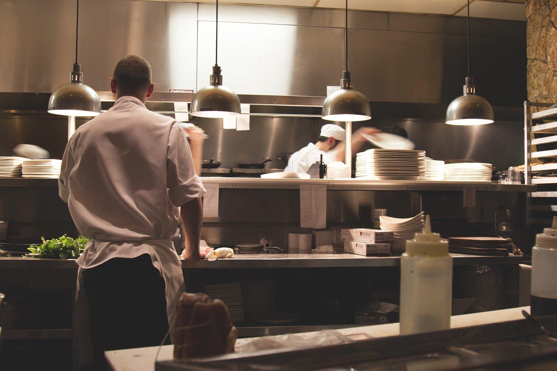 Collaboratore di cucina